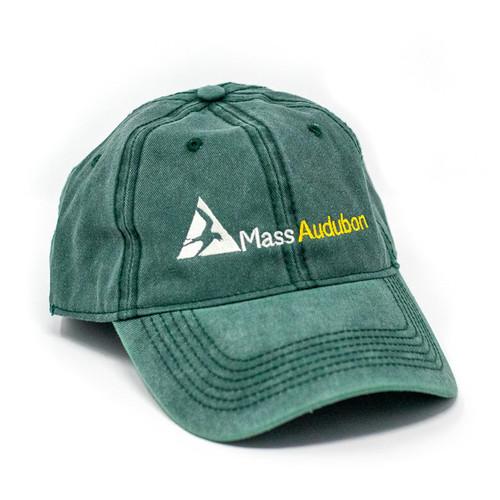 Mass Audubon Ballcap, Green