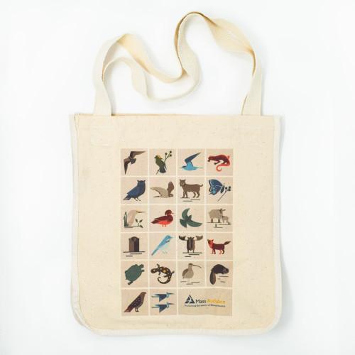 Mass Audubon Tote Bag