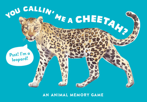 You Callin Me a Cheetah? An Animal Memory Game