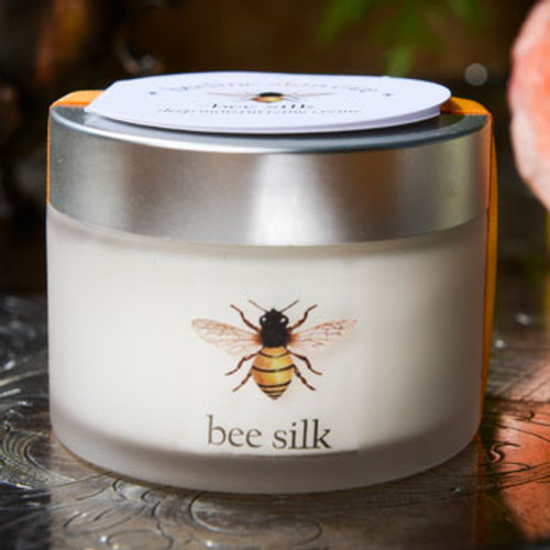 Bee Silk Moisturizing Face Cream