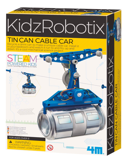 Tin Can Cable Car Kit