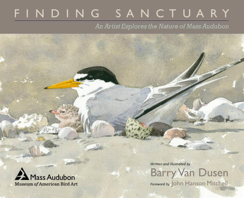 Finding Sanctuary: An Artisit Explores the Nature of Mass Audubon