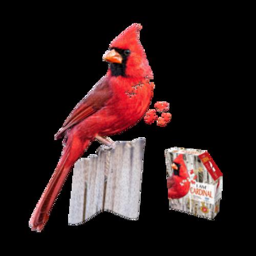 I Am Cardinal 300-Piece Puzzle