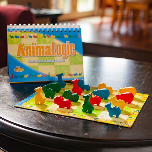 AnimaLogic Board Game