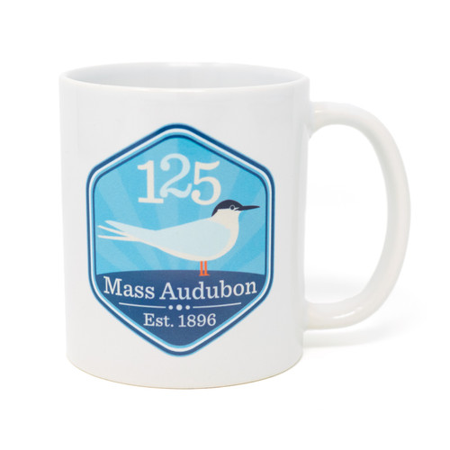 Mass Audubon 125th Mug