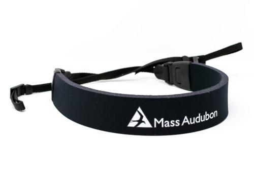 Binocular Strap with Mass Audubon Logo