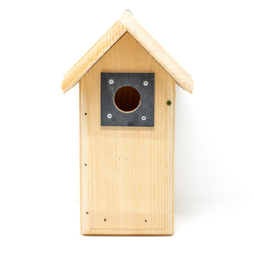Wooden Backyard Bird House