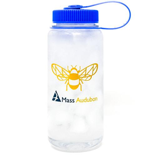 Bee Mass Audubon Nalgene Water Bottle