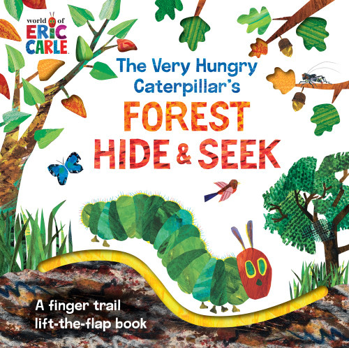 Very Hungry Caterpillar Forest Hide and Seek