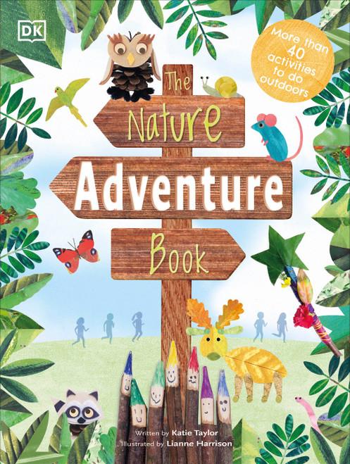 The Nature Adventure Book