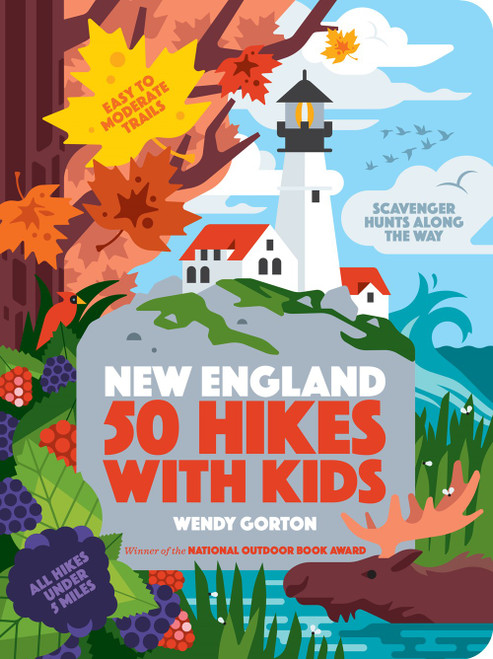 50 Hikes with Kids in New England