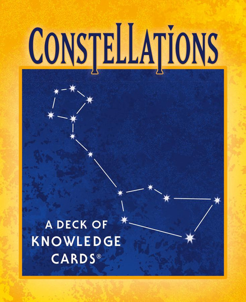 Constellations Knowledge Card Deck