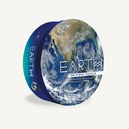 Earth 100 piece floor puzzle