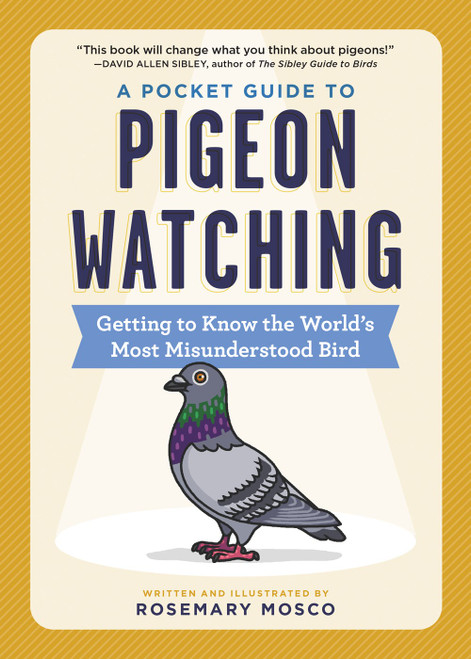 Pocket Guide to Pigeon Watching:  Getting to Know the World's Most Misunderstood Bird