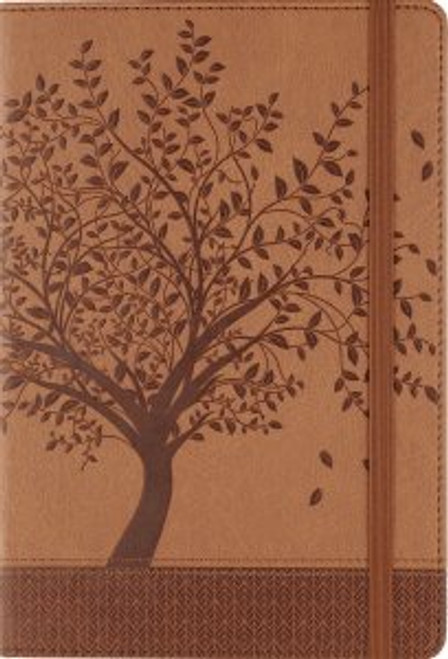 Tree of Life lined journal