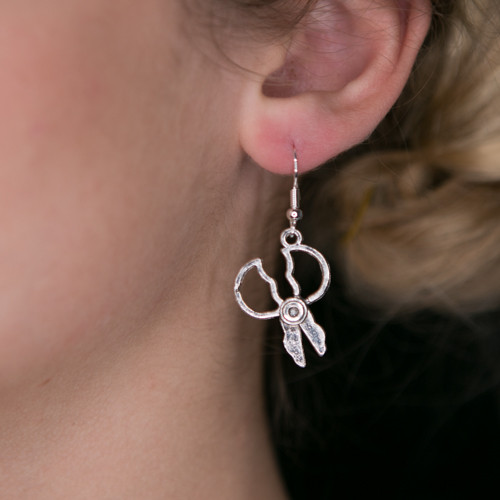 Wacky Scissor Earring