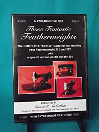 Those Fantastic Featherweights DVD Set