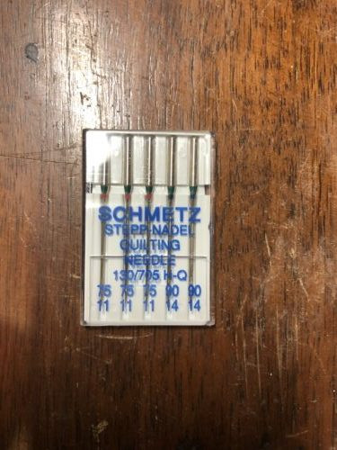 Schmetz Mixed Quilting Needles