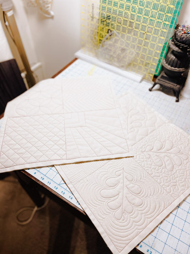 Virtual Beginning Machine Quilting, May 14th & May 21st, 9am-1pm