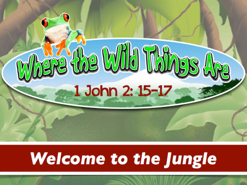 Before you enter the jungle, it's wise to have a handbook to help you survive. In this life, it's no different. God's Word is that perfect handbook every teenager needs. The only thing is, will you choose to live by it. Join Joe as he explains the necessity of having a standard - the Bible - and the importance of knowing how to use it in your life.  Audio Time: 47:53