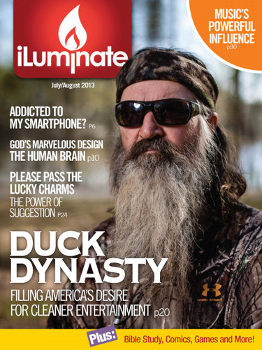 iLuminate Issue 3: July/August 2013  Topic: The Media