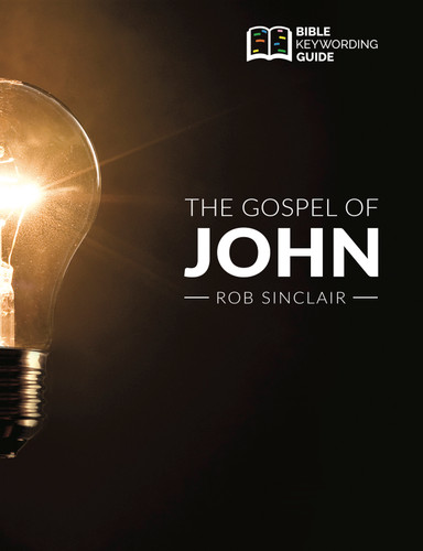 The Gospel of John: Bible Keywording Guide