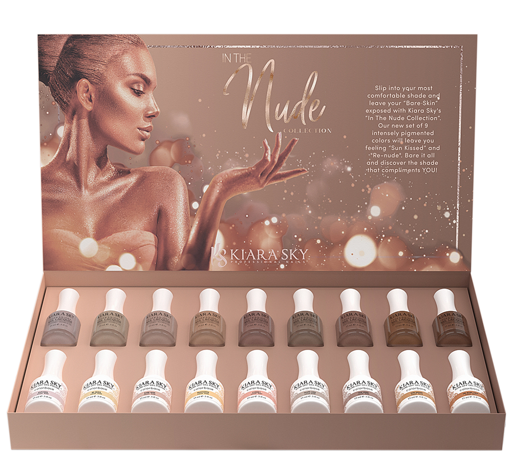 IN THE NUDE COLLECTION