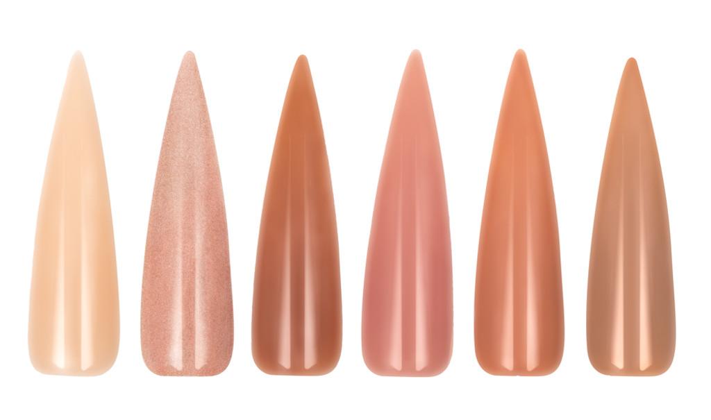 Dip Powder Color Set • Naughty Nudes