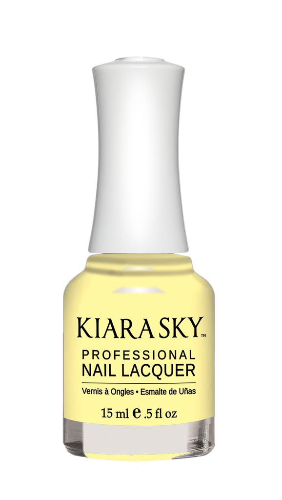 NAIL LACQUER - N612 MAIN SQUEEZE