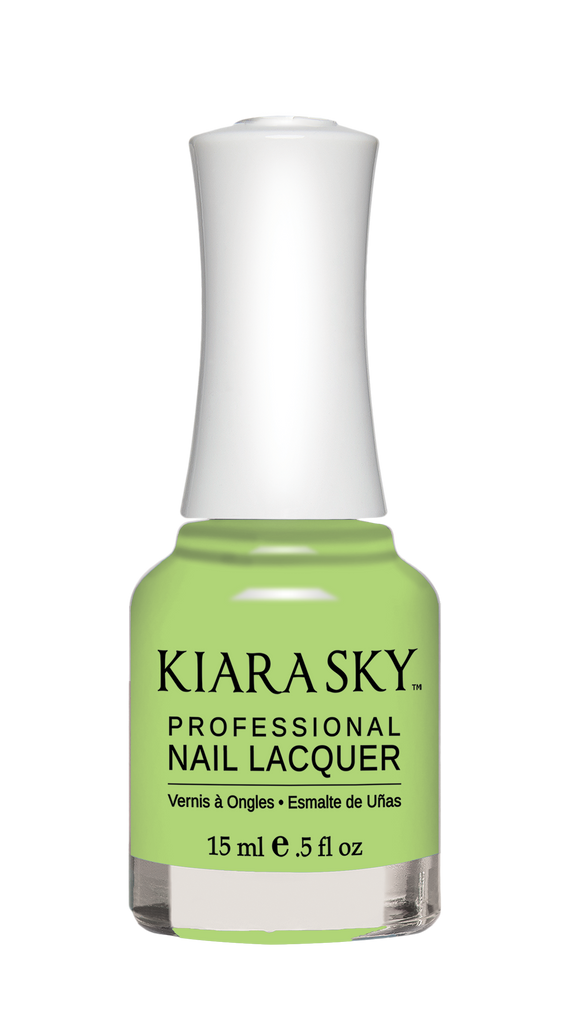 NAIL LACQUER - N617 TROPIC LIKE IT'S HOT