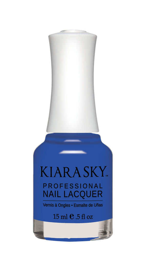 NAIL LACQUER - N621 SOMEONE LIKE BLUE