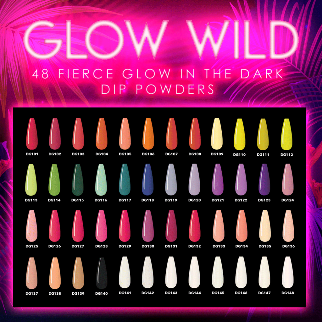 GLOW WILD DIP COLLECTION