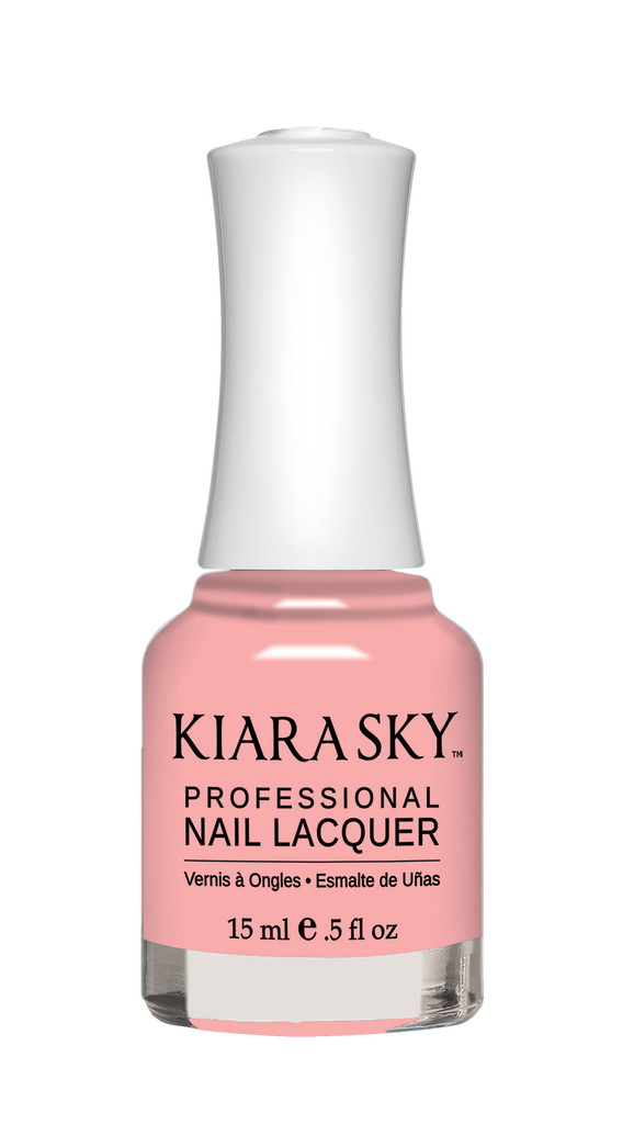 NAIL LACQUER - N632 LUNAR OR LATER