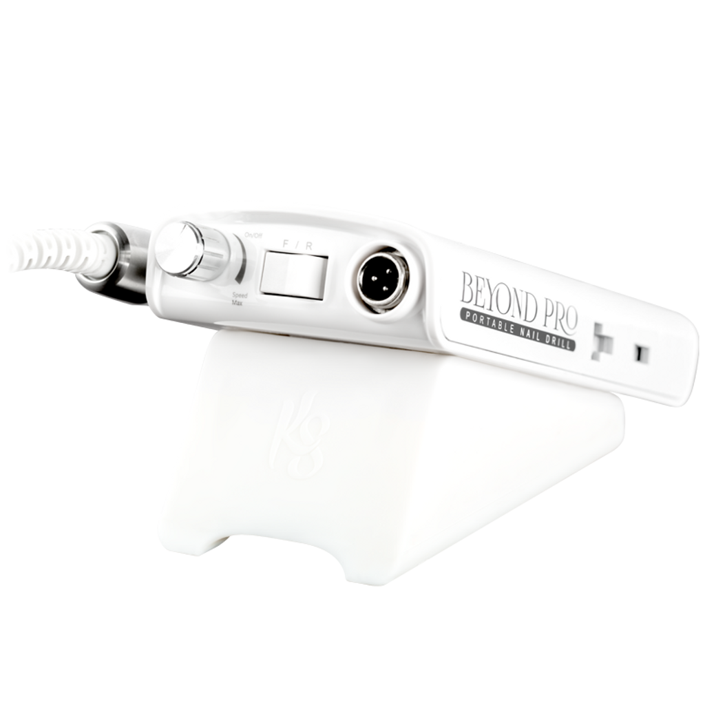 Beyond PRO Portable Nail Drill- White