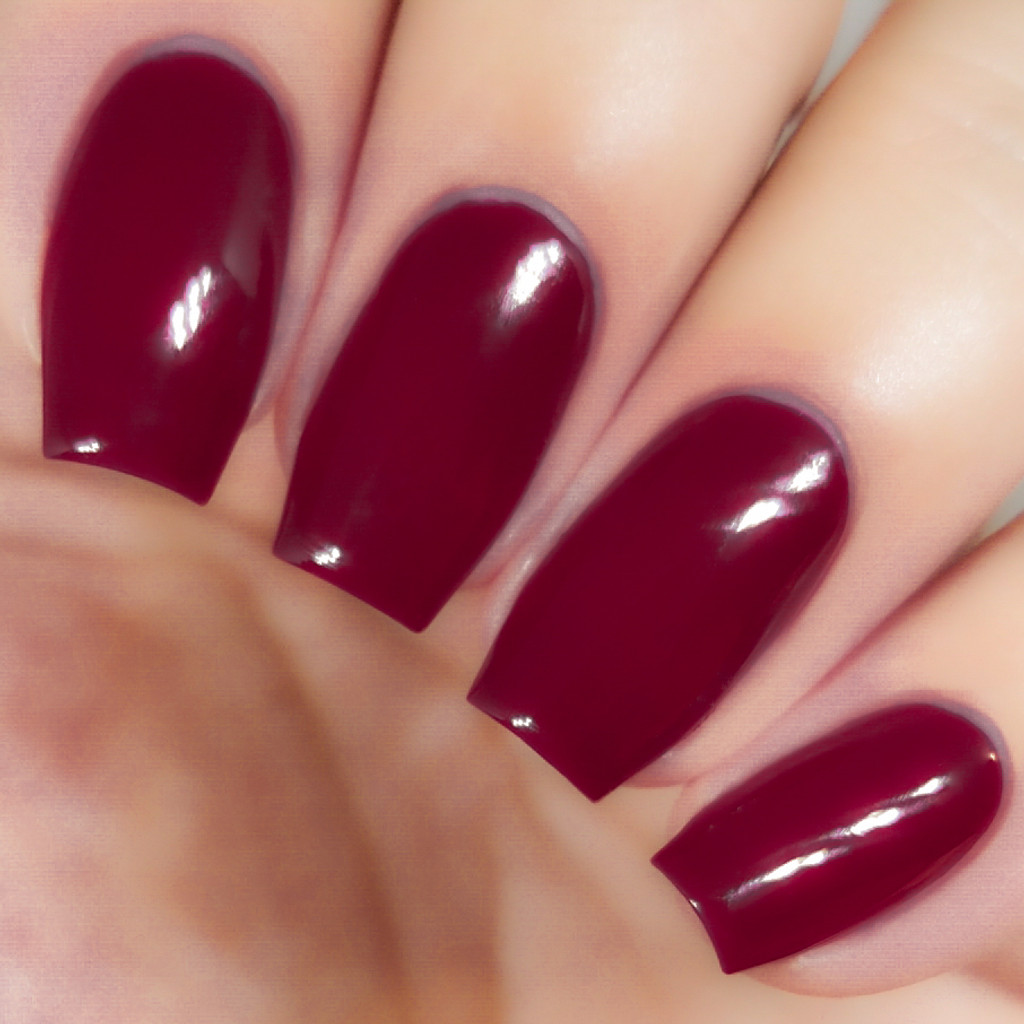 GEL POLISH - G485 PLUM IT UP