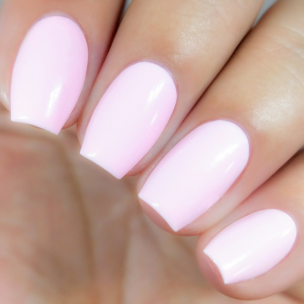 NAIL LACQUER - N514 THE SIMPLE LIFE