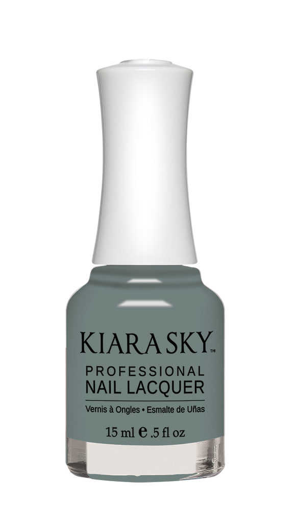 NAIL LACQUER - N602 ICE FOR YOU