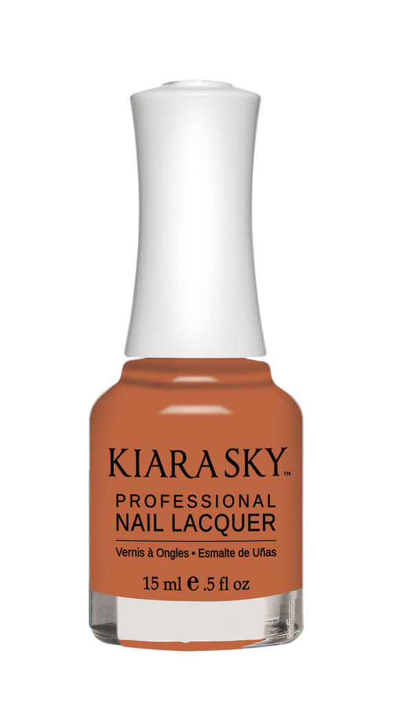 NAIL LACQUER - N611 UN-BARE-ABLE