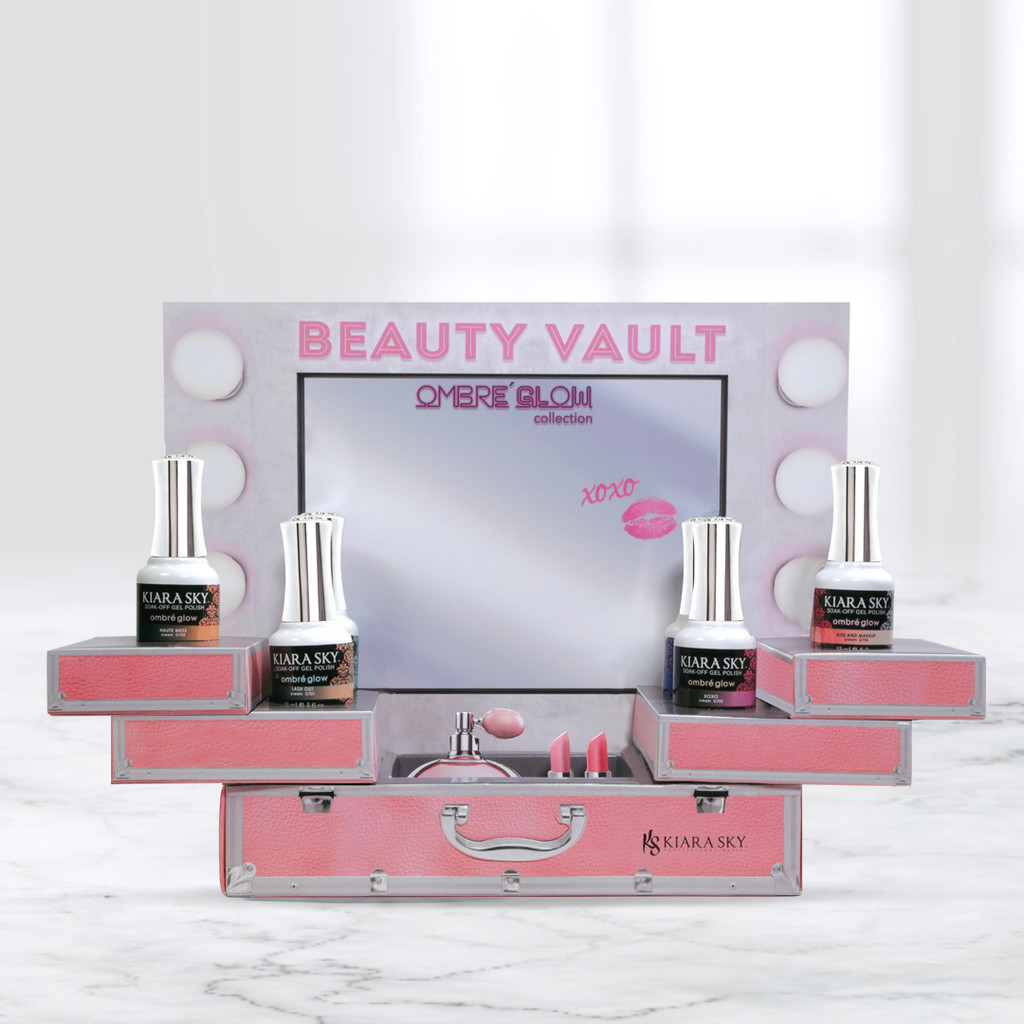 Ombre Glow Beauty Vault Collection