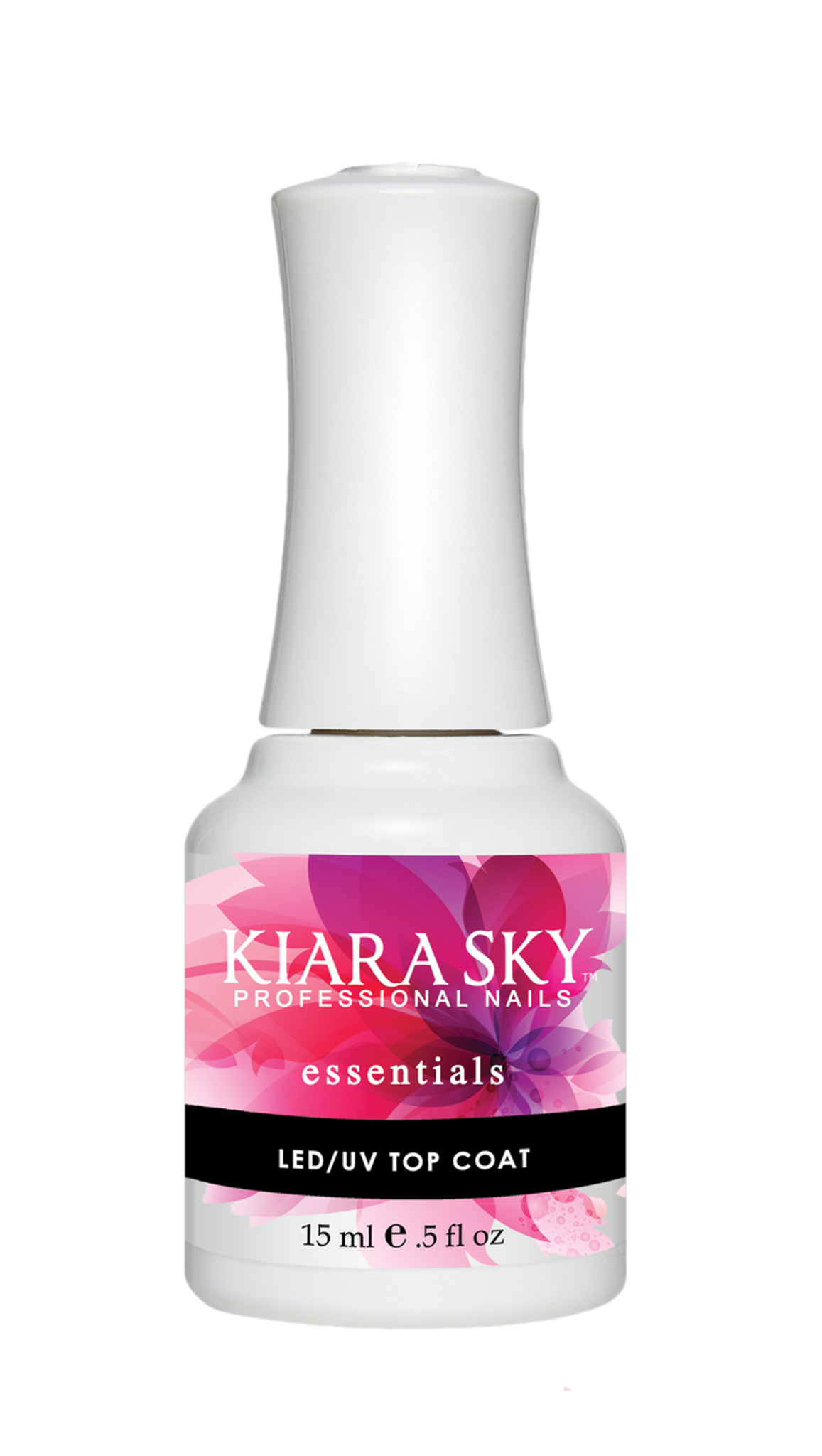 LED/UV Top Coat Gel Polish | UV/LED Top Coat | Kiara Sky