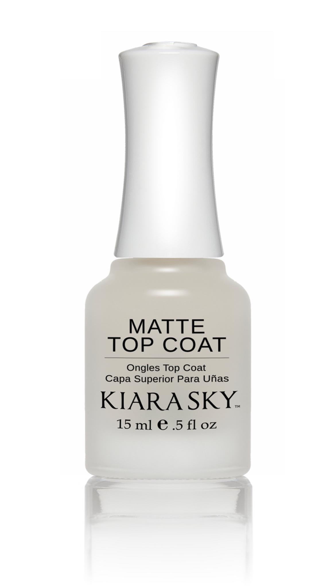 Matte Top Coat | Best Matte Top Coat | Kiara Sky