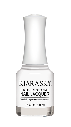 NAIL LACQUER - N623 MILKY WHITE
