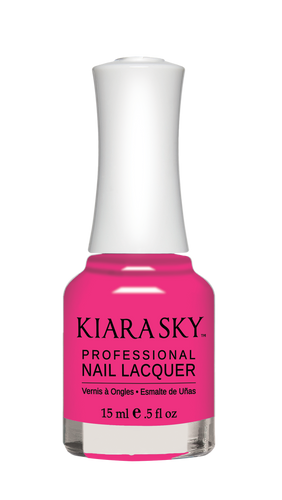 NAIL LACQUER - N626 PINK PASSPORT