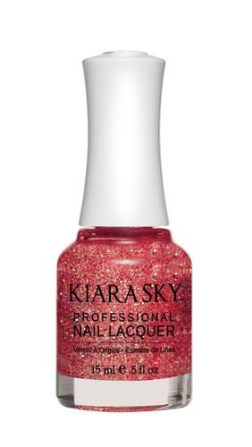 NAIL LACQUER - N427 RAGE THE NIGHT AWAY