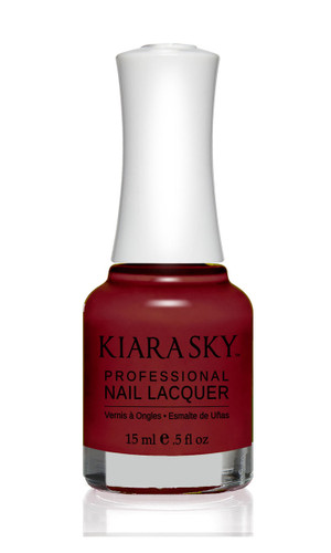 NAIL LACQUER - N502 ROSES ARE RED