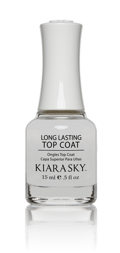 NAIL LACQUER TOP COAT - LONG LASTING