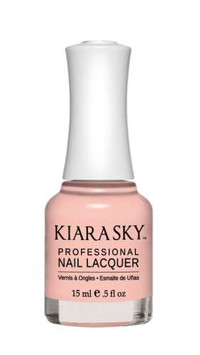 NAIL LACQUER - N523 TICKLED PINK