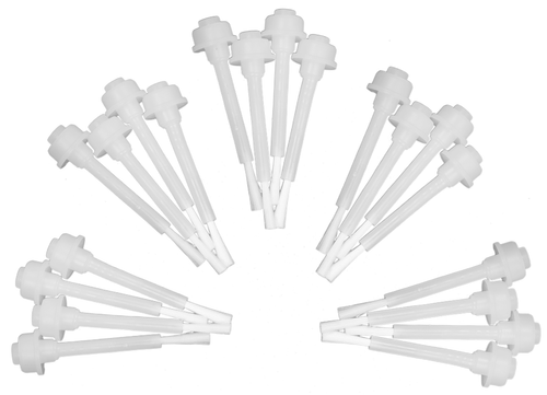 20 Replacement Brushes