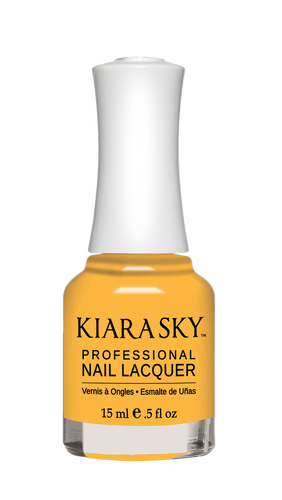 NAIL LACQUER - N592 THE BEES KNEES