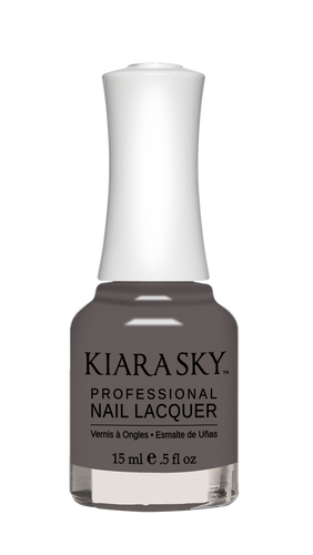 NAIL LACQUER - N599 LICENSE TO CHILL